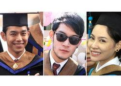 ดารารับปริญญา มหาวิทยาลัยสยาม ประจำปี 2554