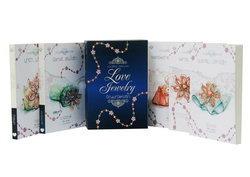 แจ่มใส ชวนสัมผัสพลังรักเร้นลับ ผ่านนิยายชุดใหม่ Love Jewelry อัญมณีแห่งรัก