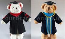 ตุ๊กตาหมีสวมชุดครุย ของขวัญรับปริญญา สุดฮิต