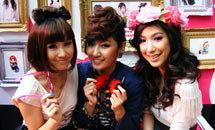 Strawberry Befriend 2010