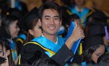 ม.หอการค้าไทย แจกทุนเรียนฟรี  4 ปี