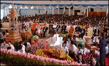 ม.หอการค้าไทย จัดเทศน์มหาชาติมหากุศล