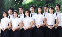 จุฬาฯได้แล้ว 10 ตัวแทนน้องพี่สีชมพู
