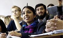 University of Hertfordshire เด่นหลักสูตรเชื่อมเรียนต่อ