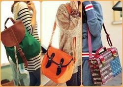 กระเป๋าหนัง แฟชั่นฮิตของวัยรุ่น