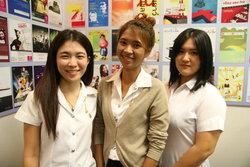 3 นศ.สาขาภาษาฝรั่งเศส ม.รังสิต ได้รับทุนศึกษาต่อที่ประเทศเวียดนาม