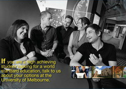 MEET The University of Melbourne