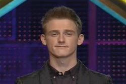 คริส ตกรอบออกจากเวที The Star 9 เป็นคนที่ 2