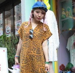 แฟชั่นวัยรุ่นญี่ปุ่น