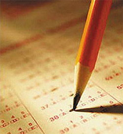 ข้อสอบ GAT/PAT ครั้งที่ 1/2554 ความถนัดทางภาษาบาลี (PAT 7.6)