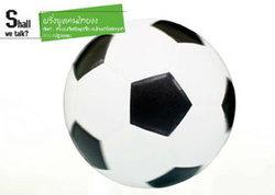 ฝรั่งพูดคนไทยงง : On the ball