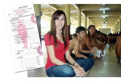 ′เพื่อนกะเทยไทย′ แนะเกณฑ์ทหาร
