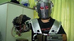 """โทนี่ สตาร์ค อึ้ง เด็กปี 1 """"สร้างหุ่นยนต์ไอรอนแมน"""" สุดเจ๋ง ! (ชมคลิป)"""