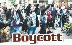 คำนี้ท่านได้แต่ใดมา : Boycott