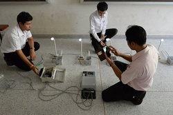 มทร.ธัญบุรี โชว์นวัตกรรม ระบบบริหารจัดการเพื่อการประหยัดพลังงานของระบบไฟถนนและไฟสาธารณะ