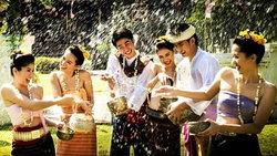 สาดน้ำ งานสงกรานต์ เริ่มมีในพม่า?...และไม่ใช่ปีใหม่ไทย?