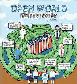 """Openworld : เปิดโลกสายอาชีพ """"แพทย์"""""""
