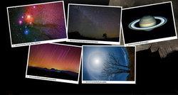 """ประกวดภาพถ่ายดาราศาสตร์ ในหัวข้อ""""มหัศจรรย์ภาพถ่ายดาราศาสตร์"""""""