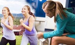 นักเรียนหญิงเกือบครึ่งเลี่ยงเล่นกีฬา เพราะอายและเจ็บหน้าอก