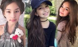 ทำความรู้จัก 'นาทัชชา ควิทเชา' สาวน้อยลูกครึ่งไทย-เยอรมัน สวยแต่เด็ก