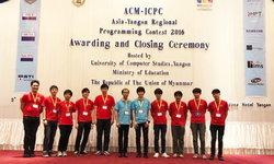 นิสิตจุฬาฯ คว้าแชมป์การประกวดเขียนโปรแกรมซอฟต์แวร์ คว้ารางวัลที่ประเทศเมียนมา
