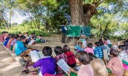 รู้จัก 'myME' โรงเรียนเคลื่อนที่สำหรับเด็กยากจนในเมียนมา