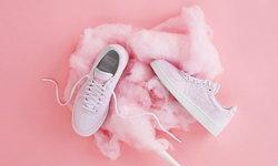 ให้มันเป็นสีชมพู รองเท้าผ้าใบ Cotton Candy จาก Onitsuka Tiger