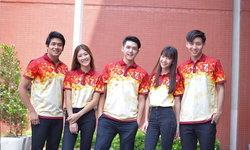 ส่องเสื้อเชียร์ ชาวเหลือง-แดง ชุดเชียร์สำหรับงานฟุตบอลประเพณี จุฬาฯ - ธรรมศาสตร์