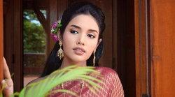 """สาวลูกครึ่งไทย - อินเดีย """"วีณา ประวีณา"""" สวย คม เป๊ะทุกสัดส่วน"""