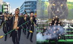 กีฬาสีธีมวากานด้า จากสีเขียว โรงเรียนแสงทองวิทยา แจ่มเวอร์