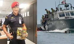 """เปิดสูตรการฝึกนักทำลายใต้น้ำจู่โจม กว่าจะมาเป็น """"จ.อ.สมาน กุนัน"""" อดีตซีลสุดแกร่ง"""