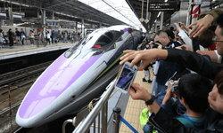 """แฟนการ์ตูนเนืองแน่น ร่วมสั่งลารถไฟเที่ยวสุดท้ายของ """"Evangelion"""""""