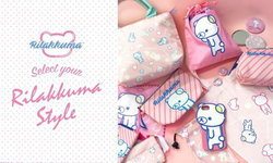 Rilakkuma Style หมีขี้เกียจสีชมพู ดีไซน์ใหม่สำหรับสาว ๆ