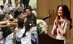 """""""ปุ๋ย-ภรณ์ทิพย์"""" มอบทุนการศึกษา เด็กด้อยโอกาส ครบรอบ 30 ปี ครองมงกุฎมิสยูนิเวิร์ส"""
