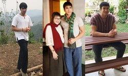 """หล่อทุกลุค """"ณเดชน์-คูกิมิยะ"""" ในชุดผ้าไทย พระเอกไทบ้านที่แท้จริง"""