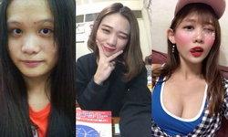 5 ปีในรั้วมหาวิทยาลัย สาวไต้หวัน เปลี่ยนลุคจากสาวถึกเป็นสาวสวย