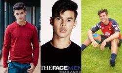 """ทำความรู้จัก """"คิม The Face Men"""" หนุ่มนักกีฬามหาวิทยาลัย ลูกครึ่ง ไทย-อังกฤษ"""
