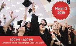 งานศึกษาต่ออเมริกา 2019 EducationUSA Thailand: American Education Fair 2019