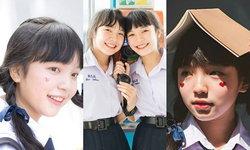 """""""บ๋อม-แบ๋ม"""" ส่องความคิวท์ ฝาแฝดสุดน่ารักจากโรงเรียนนิรมลชุมพร"""