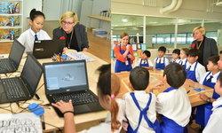 โชรส์เบอรี กรุงเทพ – ซิตี้ แคมปัส เปิดตัวหลักสูตรวิศกรรม สถาปนิก ให้เด็กวัยแรกเรียน