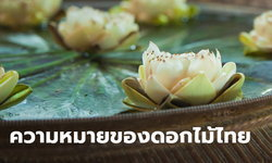 """""""13 ความหมายของดอกไม้ไทย"""" แต่ละดอก แต่ละพันธุ์ สื่อความหมายถึงอะไรบ้าง"""