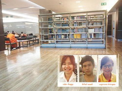 """เด็กไทยยุคโซเชียลฯ ไม่เมิน """"ห้องสมุด"""""""