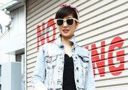 แฟชั่นวัยรุ่น @ ฮาราจูกุ ประเทศญี่ปุ่น