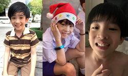 ส่องความน่ารัก น้องดาวเหนือ ลูกชาย โรสแมรี่ คาฮันดิง หนุ่มน้อยหน้าใสที่มองแล้วละลาย