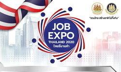 Job Expo Thailand 2020 กระทรวงแรงงาน จับมือทุกภาคส่วน จ้างเด็กจบใหม่ 260,000 อัตรา
