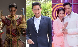 """ประวัติ """"ตั๊ก นภัสรัญชน์"""" หนุ่มหล่อลุคเข้ม ผู้หลงรักศิลปะนาฏศิลป์ไทย"""