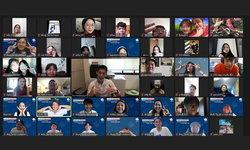 """ไฟ-ฟ้า โดยทีทีบี จุดประกายให้เยาวชนเรียนรู้สู่อาชีพ """"พิธีกร และ Youtuber"""""""