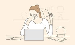 Computer Vision Syndrome ภัยเงียบของมนุษย์ออฟฟิศที่ทำร้ายดวงตา