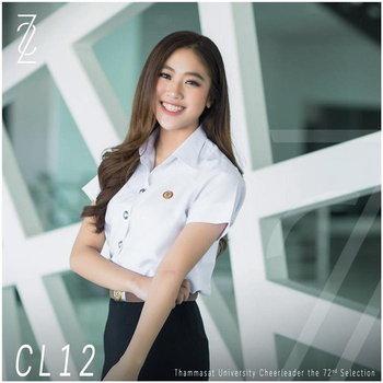 CL12 เพชรซี่ เพียงเพชร ศรียาภัย คณะพาณิชยศาสตร์และการบัญชี ชั้นปีที่ 2