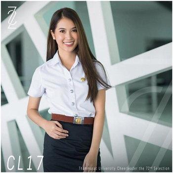 CL17 มายด์ สุภาวดี ฉิมพาลี คณะวิทยาศาสตร์และเทคโนโลยี ชั้นปีที่ 2